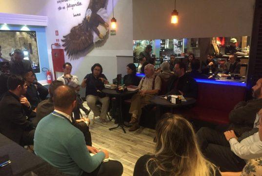 CDL Itaquera e NDI: reunião debate problemas de Itaquera