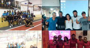 Sesc Pompeia faz homenagem a Fran Kauê e seus atletas