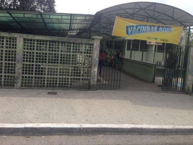 AMA/UBS Itaquera: Rua Américo Salvador Noveli