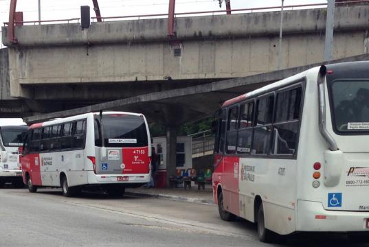 Passagem de ônibus está mais cara em SP