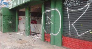 Vandalismo em Itaquera