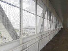 Passarela da Arena Corinthians passa por reforma