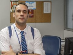 Elias Tavares,formado em Gestão Pública e Marketing, quer trabalhar para garantir a excelência do atendimento à população