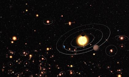 O Planetário do Carmo conta com programação diurna e noturna; informações no telefone 2522-4669