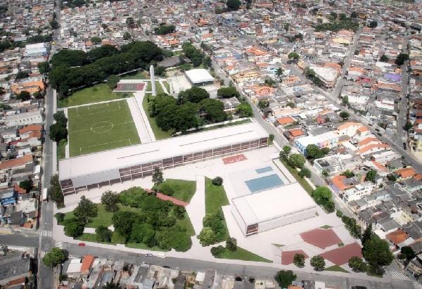 Perspectiva do CEU São Pedro-José Bonifácio