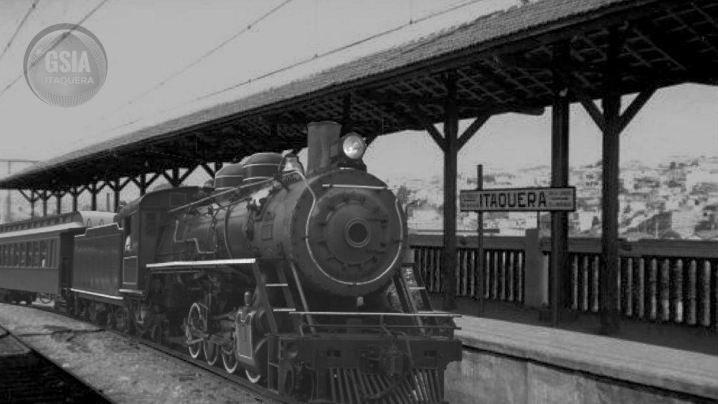 Os trens levavam toda a produção de Itaquera que abastecia São Paulo e outras cidades