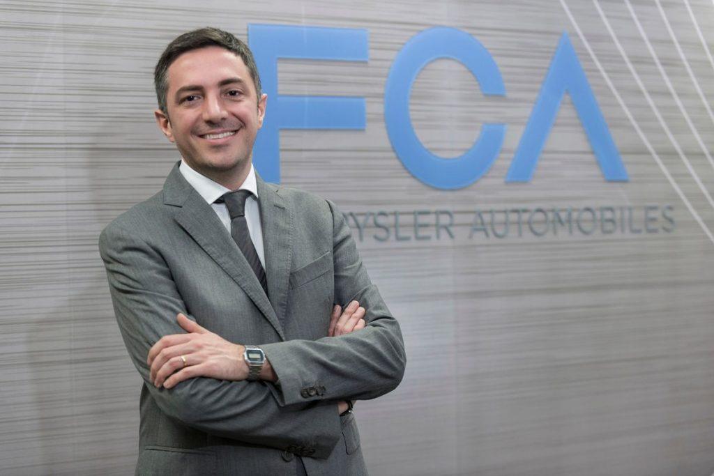 Pierluigi Astorino assumiu o cargo de Diretor de Manufatura da Fiat Chrysler Automóveis para a América Latina