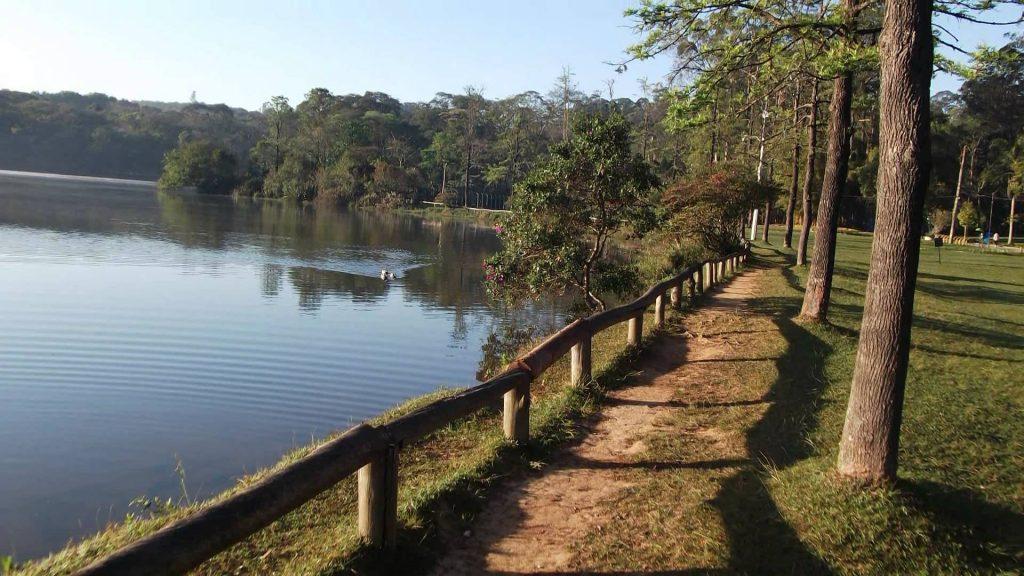 Abertura do Parque do Carmo será das 6 horas às 16 horas
