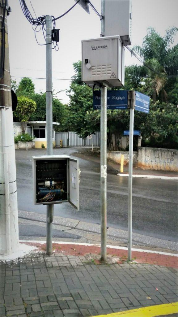 Um dos endereços com mais problemas já registrados em Itaquera é a Rua Américo Salvador Novelli com a Rua Ken Sugaya