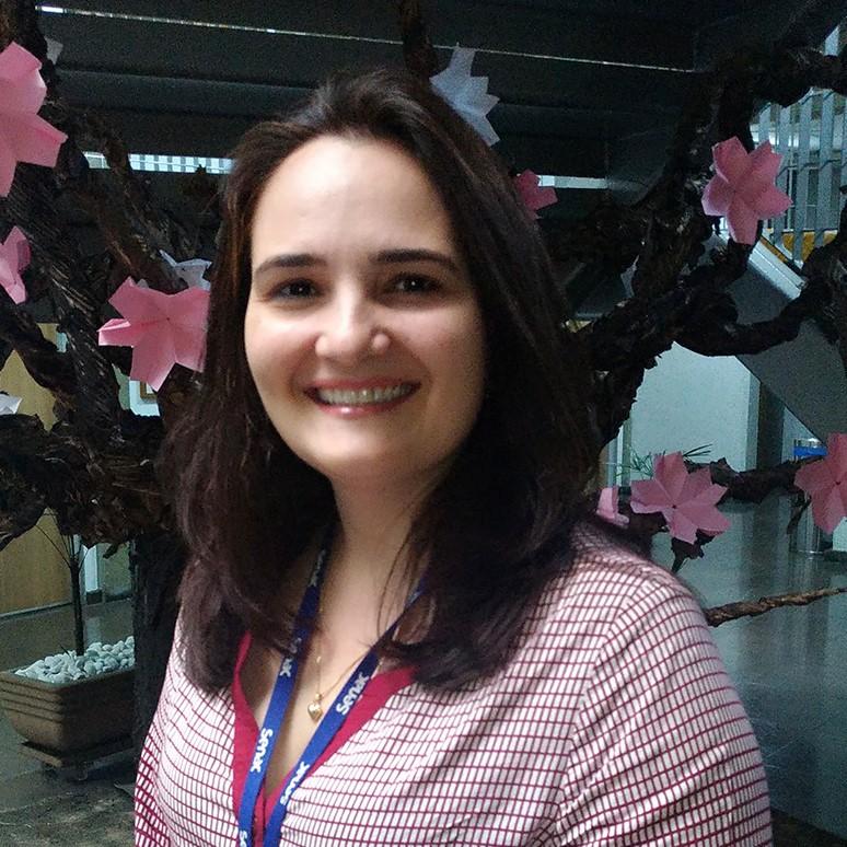 Roseane Pesse é docente do Senac Itaquera