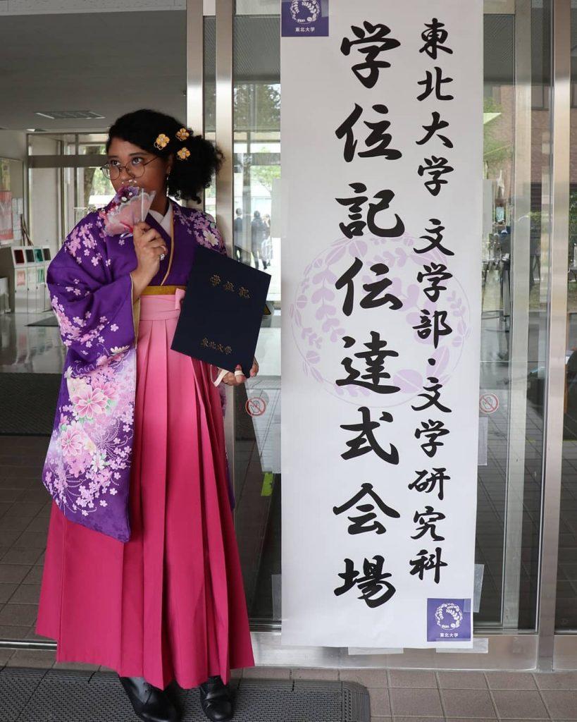 Marina morou em Itaquera até os 15 anos e sua paixão pela cultura japonesa vem dessa época
